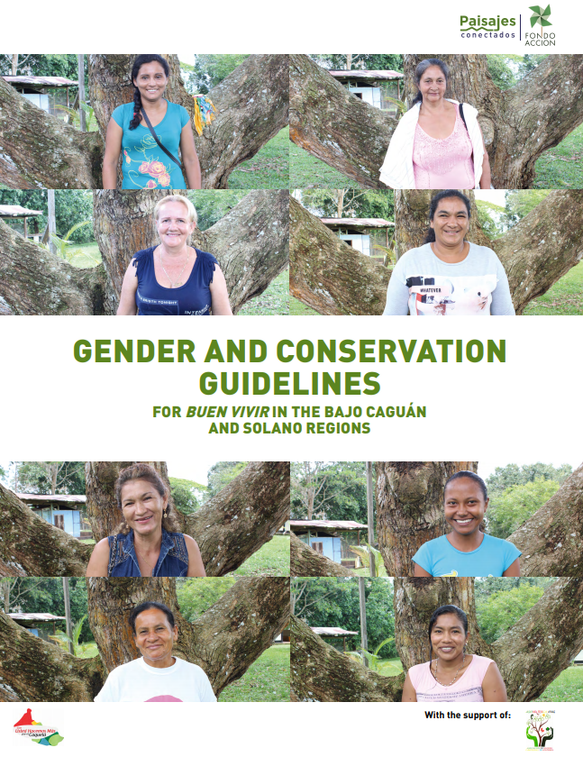 gender and conservations - guidelines