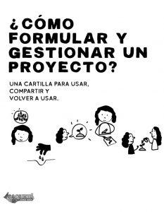 Formula y gestiona proyectos