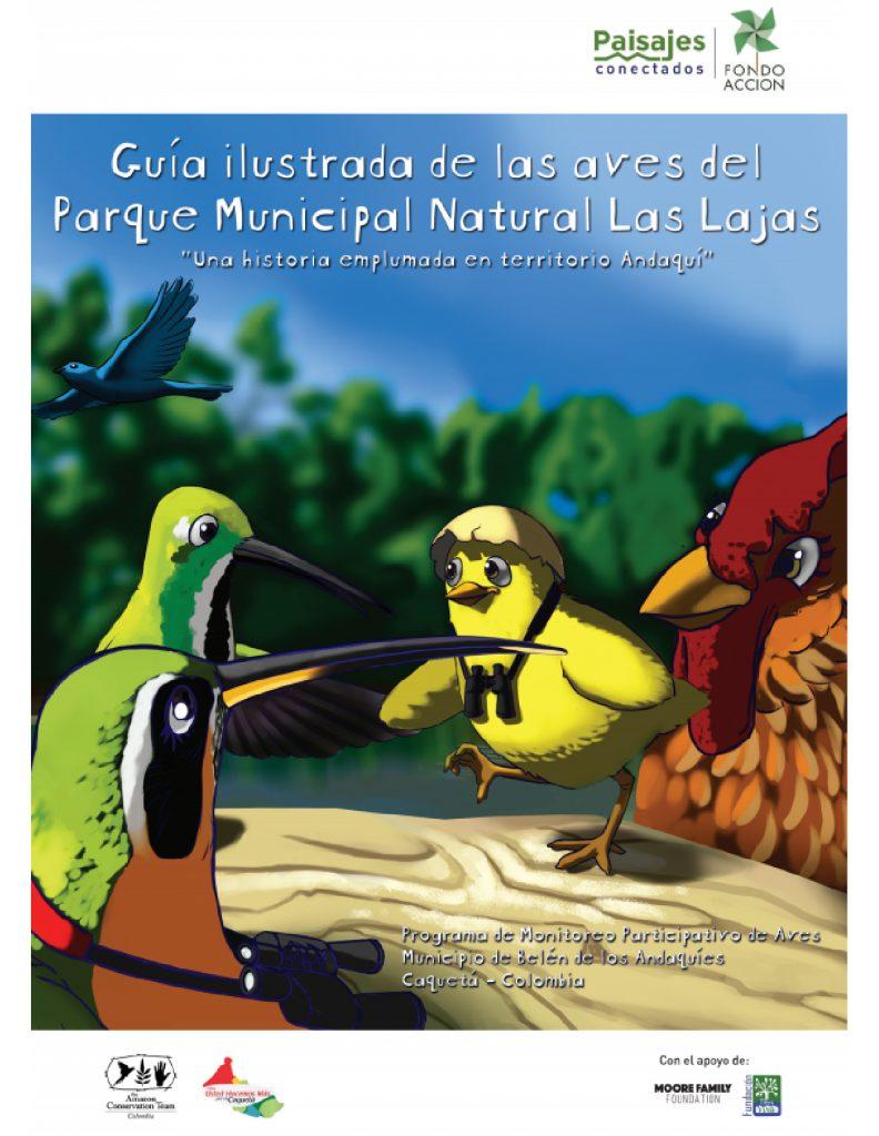 Guía Ilustrada de las aves