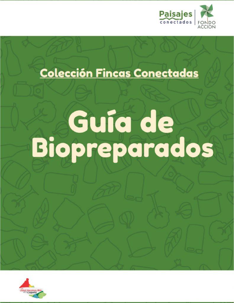 Guía de Bioprepaparados